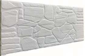 Söve Kaplamalı 120lik Taş Desenli Strafor Duvar Paneli
