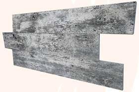 Eskitme Sıvalı İnce Mermer Desenli Strafor Duvar Paneli
