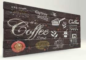 Coffee Tuğla Desenli Strafor Duvar Paneli