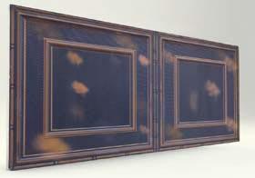 Kareo Blue Madison Serisi Duvar Ve Tavan Paneli