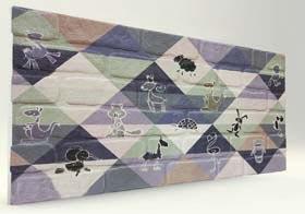 Piramit Tuğla Desenli Strafor Duvar Paneli