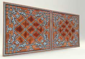 Sümbül Sweet Casablanca Serisi Duvar Ve Tavan Panel