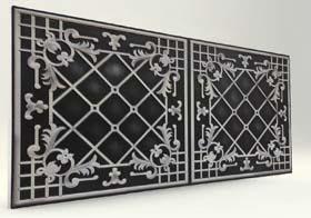 Sümbül Dark Casablanca Serisi Duvar Ve Tavan Panel