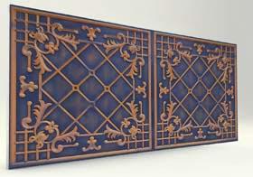 Sümbül Blue Casablanca Serisi Duvar Ve Tavan Panel