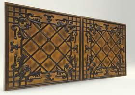 Sümbül Taxı Yellow Casablanca Serisi Duvar Ve Tavan Panel