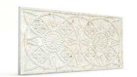 Güneş Kırme Oymalı Mermer Panel
