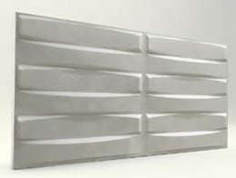 Örgü Desenli-İnci Beyaz 3D Xps Panel