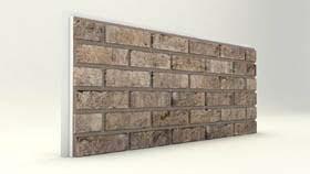 Dış Cephe Kum Tuğla Desenli Strafor Panel