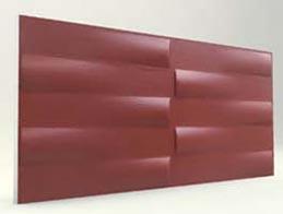 Simetri Desenli-Bordo 3D Xps Panel