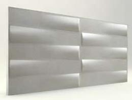 Simetri Desenli-İnci Beyaz 3D Xps Panel