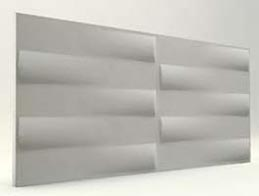 Simetri Desenli-Mat Boyasız 3D Xps Panel